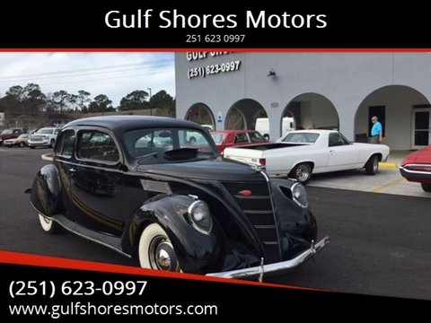 1937 Lincoln Zephyr for sale at Gulf Shores Motors in Gulf Shores AL