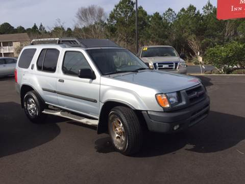 2001 Nissan Xterra for sale at Gulf Shores Motors in Gulf Shores AL