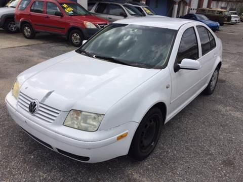 2002 Volkswagen Jetta for sale at Gulf Shores Motors in Gulf Shores AL