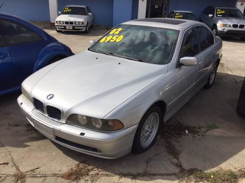 2002 BMW 5 Series for sale at Gulf Shores Motors in Gulf Shores AL