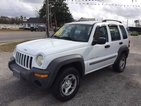 2002 Jeep Liberty for sale in Gulf Shores, AL