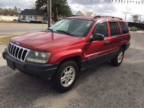 2003 Jeep Grand Cherokee for sale at Gulf Shores Motors in Gulf Shores AL