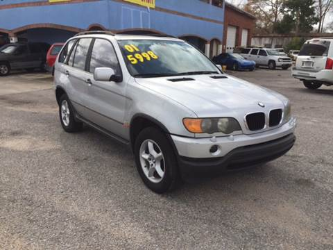 2001 BMW X5 for sale at Gulf Shores Motors in Gulf Shores AL