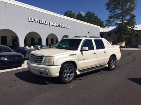 2002 Cadillac Escalade EXT for sale in Gulf Shores, AL
