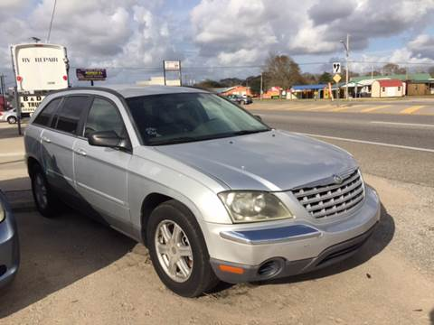 2005 Chrysler Pacifica for sale at Gulf Shores Motors in Gulf Shores AL