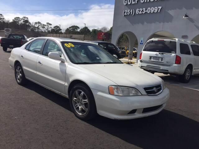 Acura TL In Gulf Shores AL Gulf Shores Motors - 2000 acura tl transmission for sale