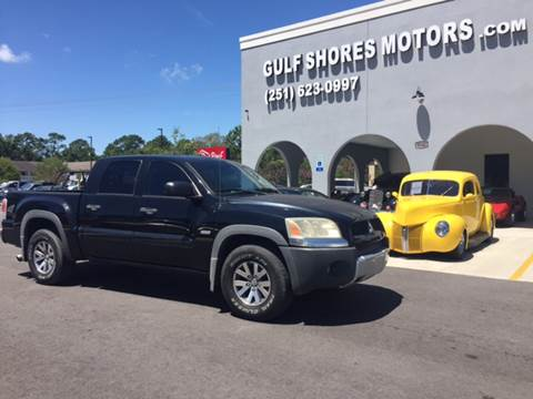 2006 Mitsubishi Raider for sale at Gulf Shores Motors in Gulf Shores AL