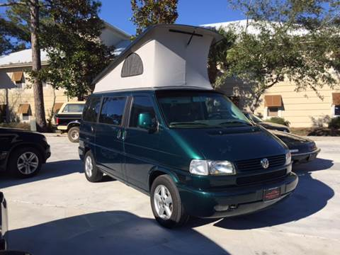 2002 Volkswagen EuroVan for sale in Gulf Shores, AL