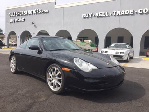 2002 Porsche 911 for sale at Gulf Shores Motors in Gulf Shores AL
