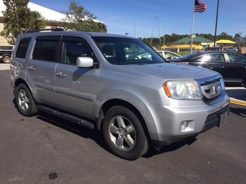 2011 Honda Pilot for sale at Gulf Shores Motors in Gulf Shores AL