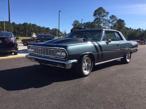 1964 Chevrolet Malibu for sale at Gulf Shores Motors in Gulf Shores AL