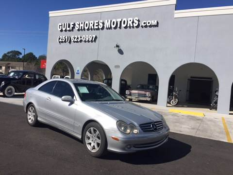 2003 Mercedes-Benz CLK for sale at Gulf Shores Motors in Gulf Shores AL