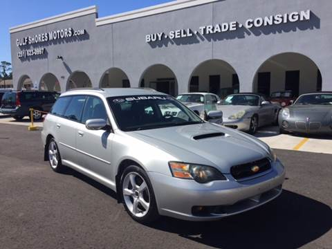 2005 Subaru Legacy for sale at Gulf Shores Motors in Gulf Shores AL