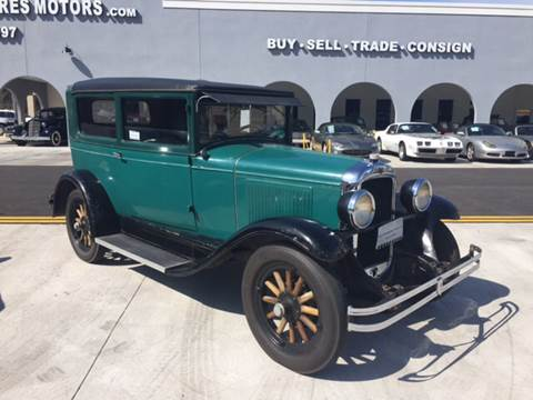 1928 Pontiac Chieftain for sale in Gulf Shores, AL
