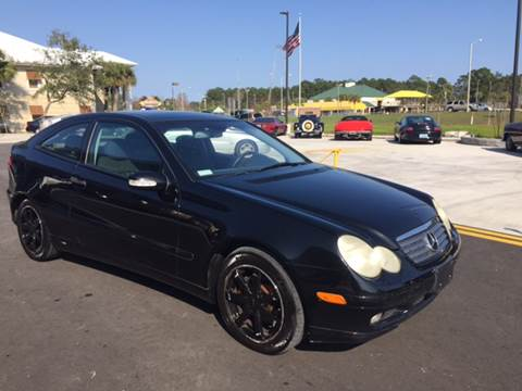 2002 Mercedes-Benz C-Class for sale at Gulf Shores Motors in Gulf Shores AL