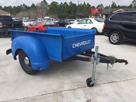 1950 Chevrolet Trailer for sale at Gulf Shores Motors in Gulf Shores AL
