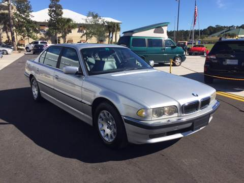2001 BMW 7 Series for sale at Gulf Shores Motors in Gulf Shores AL