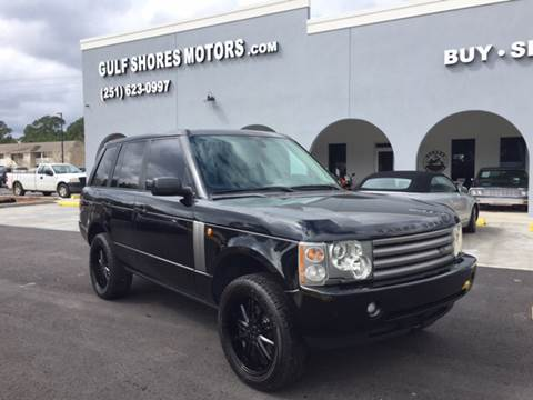 2004 Land Rover Range Rover for sale in Gulf Shores, AL