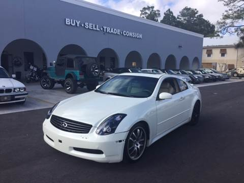 2006 Infiniti G35 for sale at Gulf Shores Motors in Gulf Shores AL