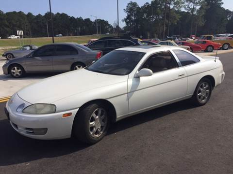 1995 Lexus SC 400 for sale at Gulf Shores Motors in Gulf Shores AL