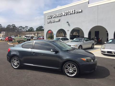 2005 Scion tC for sale at Gulf Shores Motors in Gulf Shores AL