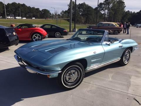 1963 Chevrolet Corvette for sale at Gulf Shores Motors in Gulf Shores AL