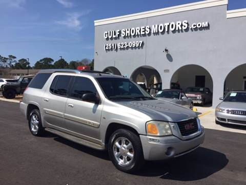 2004 GMC Envoy XUV for sale at Gulf Shores Motors in Gulf Shores AL