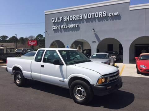 1996 Chevrolet S-10 for sale in Gulf Shores, AL