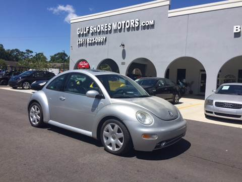 2001 Volkswagen New Beetle for sale at Gulf Shores Motors in Gulf Shores AL