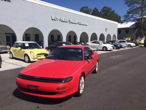 1990 Toyota Celica for sale at Gulf Shores Motors in Gulf Shores AL
