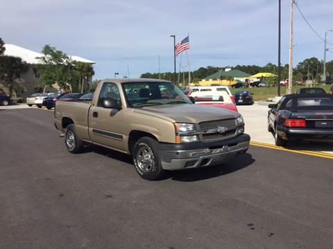 2004 Chevrolet Silverado 1500 for sale in Gulf Shores, AL
