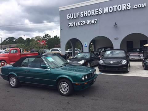 1992 BMW 3 Series for sale in Gulf Shores, AL