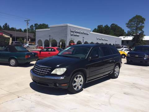 2008 Chrysler Pacifica for sale at Gulf Shores Motors in Gulf Shores AL