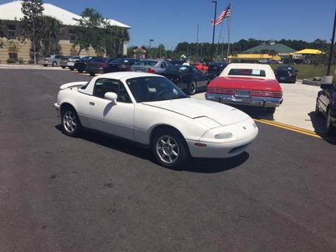 1997 Mazda MX-5 Miata for sale at Gulf Shores Motors in Gulf Shores AL