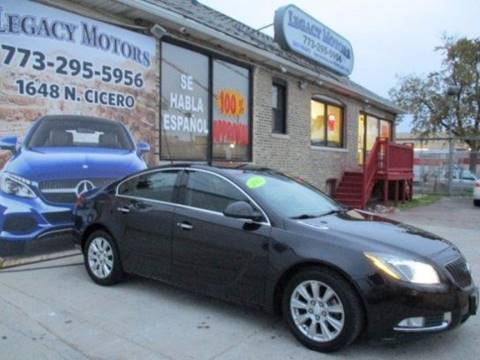 2012 Buick Regal for sale in Chicago, IL