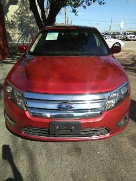 2011 Ford Fusion for sale in Arlington, TX