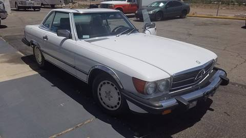 1989 Mercedes-Benz 560-Class for sale in Boulder City, NV
