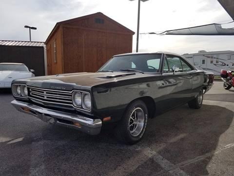 1969 Plymouth Roadrunner for sale in Boulder City, NV