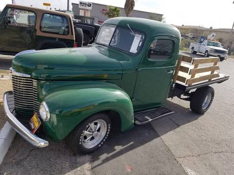 1947 International Pickup for sale in Boulder City, NV