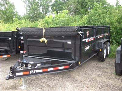 2017 PJ D7016TA5 for sale in Grove City, OH