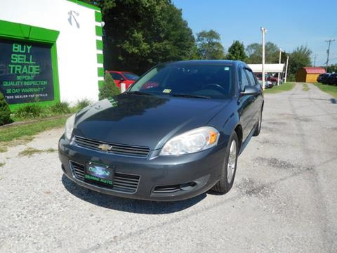 2011 Chevrolet Impala for sale in Hayes VA