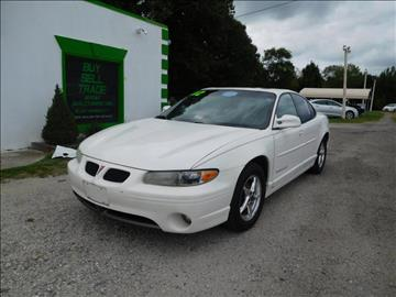 2002 Pontiac Grand Prix for sale in Hayes, VA
