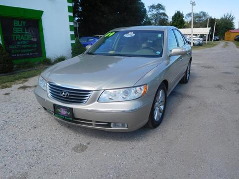2009 Hyundai Azera for sale in Hayes, VA