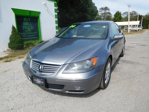 2006 Acura RL for sale in Hayes, VA