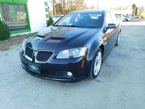 2009 Pontiac G8 for sale in Hayes, VA