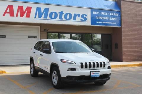 2014 Jeep Cherokee for sale in Bellevue, NE