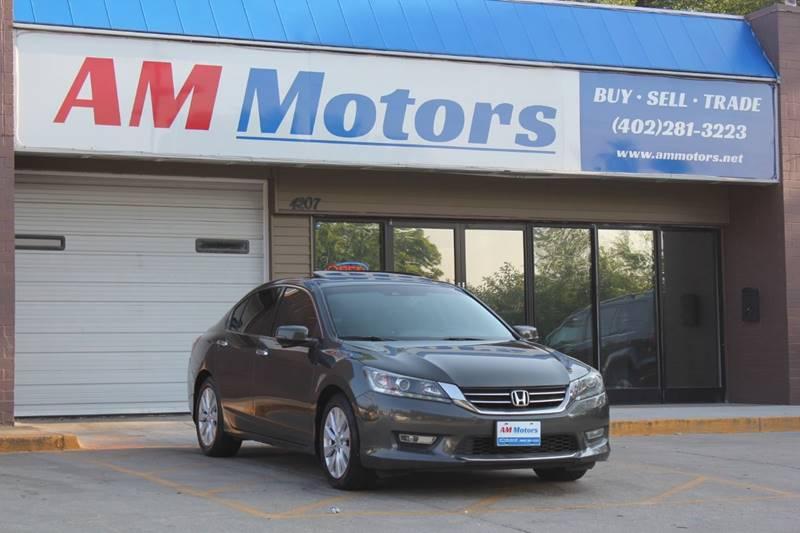 2013 Honda Accord For Sale At AM Motors In Bellevue NE