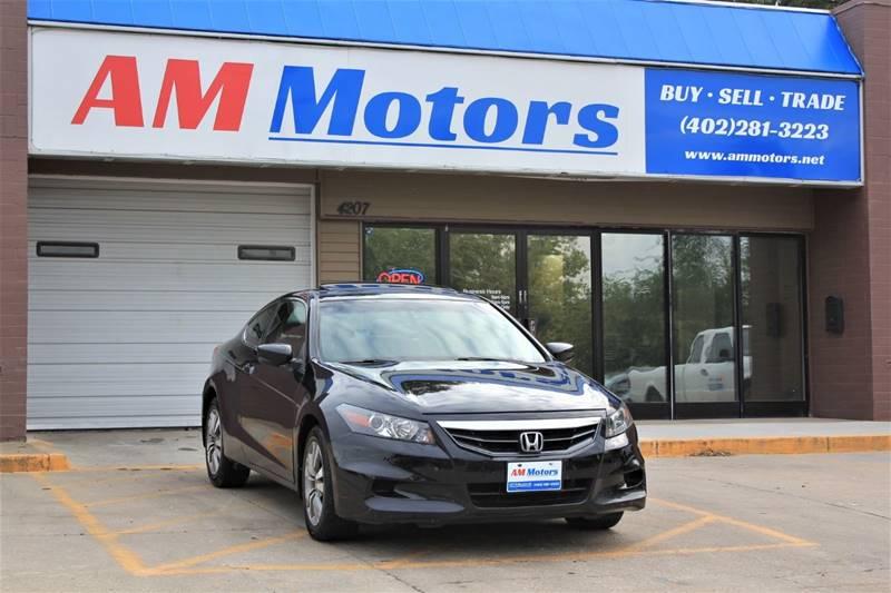 Captivating 2012 Honda Accord For Sale At AM Motors In Bellevue NE