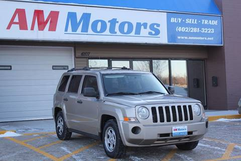 2009 Jeep Patriot for sale in Bellevue, NE