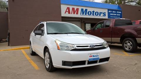 2008 Ford Focus for sale in Bellevue, NE